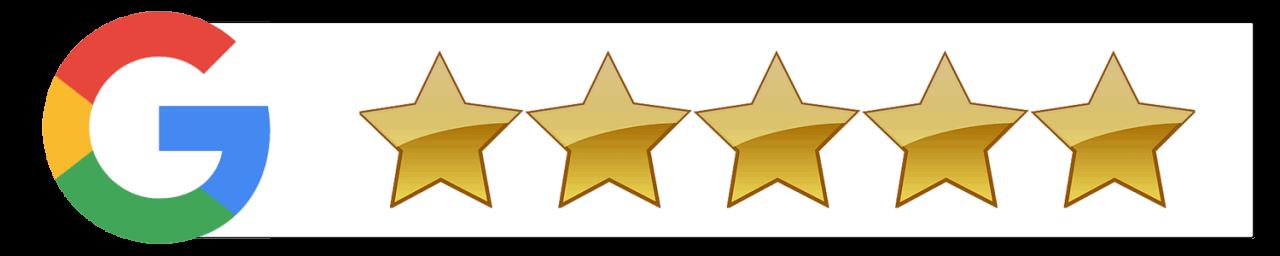 Pina Bewertung Google