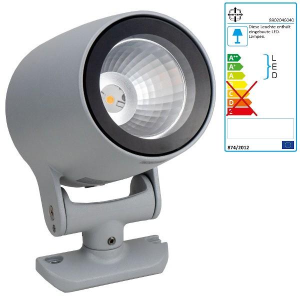 LED Mastleuchte in modernem Design zur Mastmontage - Monospot-2