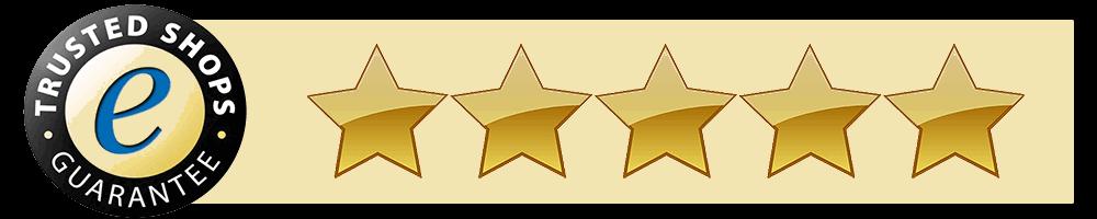 Pina Bewertung Trusted Shops