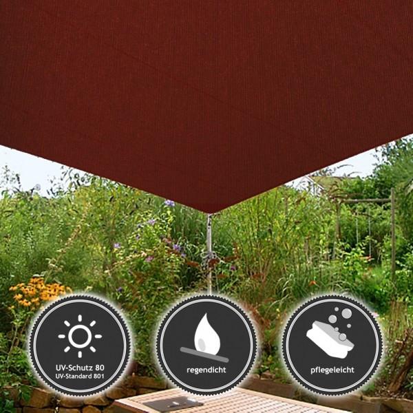 Sonnensegel Trapez in wasserdicht - RainOtex